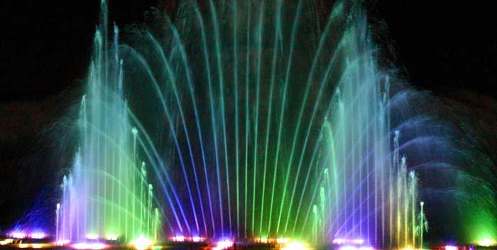 фонтаны в Протарасе