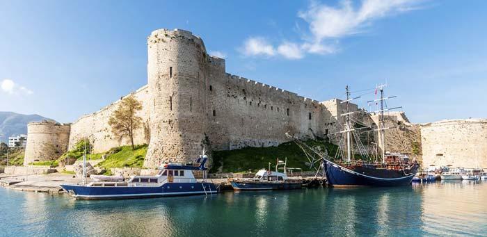 крепость Кирении экскурсии