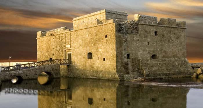 крепость Пафоса экскурсии