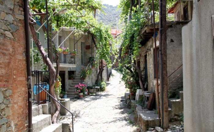 деревня  Алона Кипр