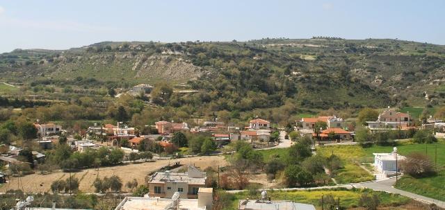 деревня Струмби Кипр