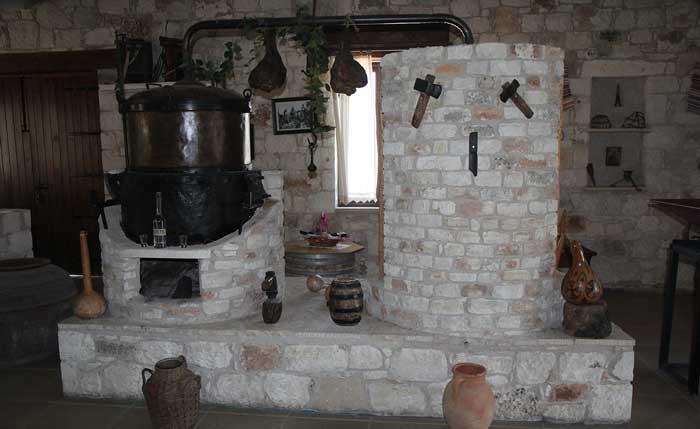 экскурсии в деревню Катикас Стерна
