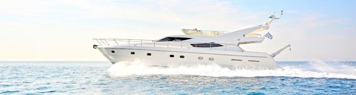 купить лакшери яхту на Кипре