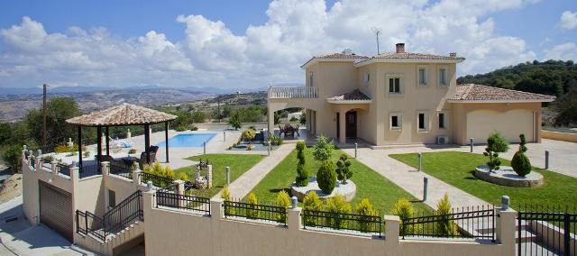 строительство в Струмби Кипр