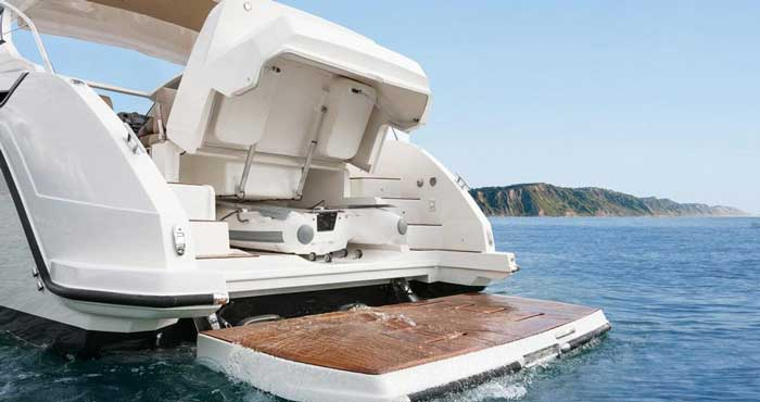 аренда яхты в Айя-Напе Azimut Atlantis 43