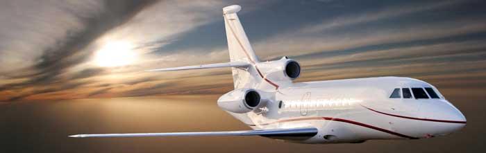 частный самолет на Кипре
