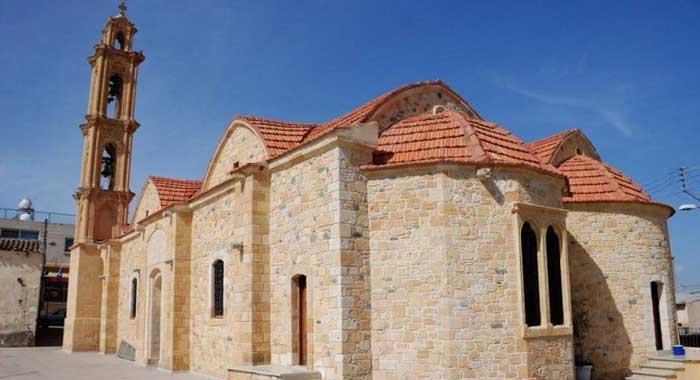 экскурсии из Лимассола в церковь Киприану и Иустины