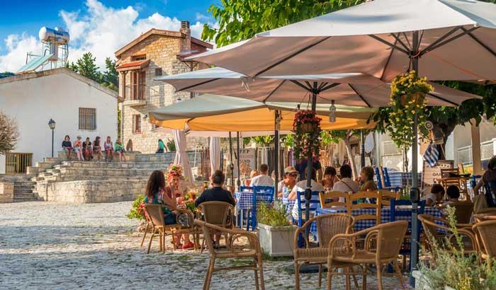 частные экскурсии в деревню Стени Кипр