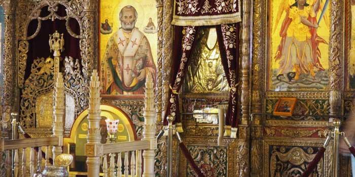экскурсии в церковь Киприана и Иустины