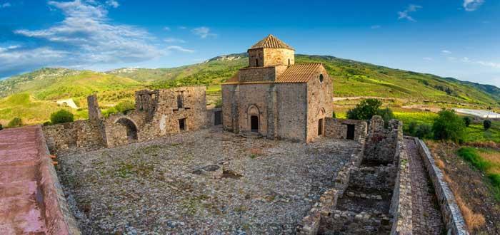 экскурсии в монастырь Панагии Синти Кипр