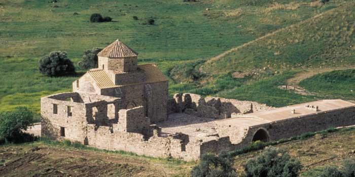 экскурсии в монастырь Панагии Синти Пафос