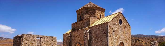 экскурсии в монастырь Панагии Синти с гидом
