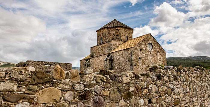 монастырь Панагии Синти Кипр