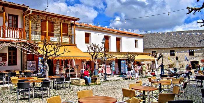 паломнические экскурсии по Кипру