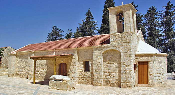 паломнические экскурсии в церковь Святого Каландиона