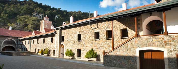 паломнические поездки в монастырь Киккос Кипр