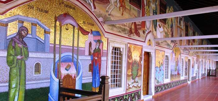 паломнические поездки в монастырь Киккос