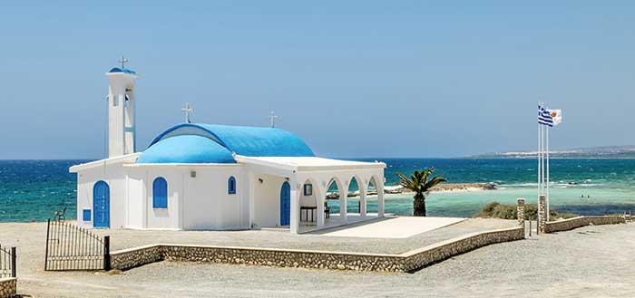 Пещерная церковь Айя Текла Кипр экскурсии