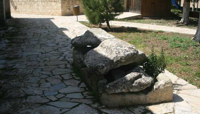 Ародес Кипр церковь Святого Каландиона
