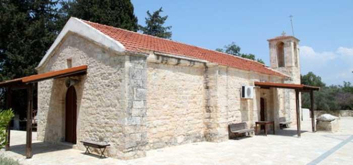 церковь Святого Каландиона Ародес
