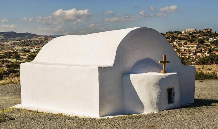 Часовня Святого Андроника и Афанасии Псематизменос