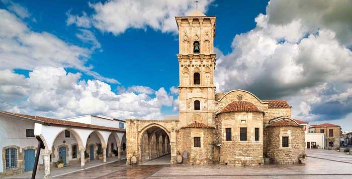 Экскурсии в церковь Святого Лазаря Ларнака
