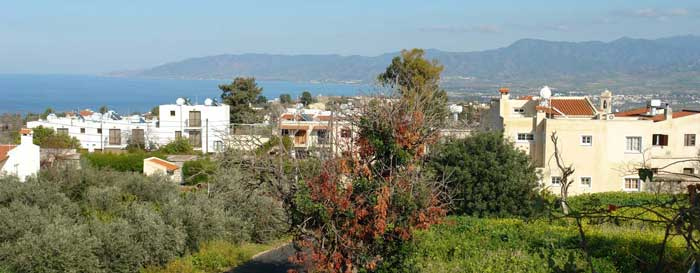 экскурсии в деревню Месоги Кипр