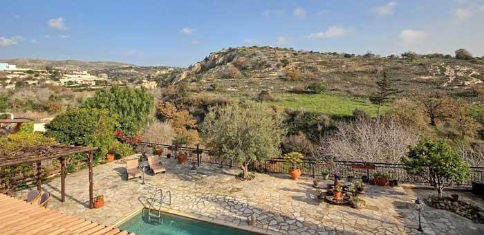 индивидуальные экскурсии в деревню Месоги Кипр