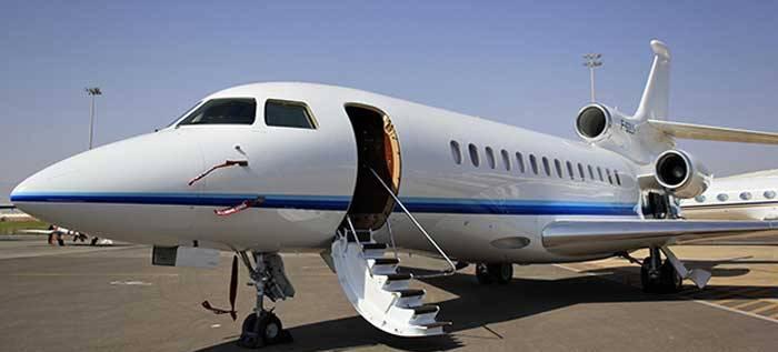 аренда Dassault Falcon 7X Кипр Ларнака