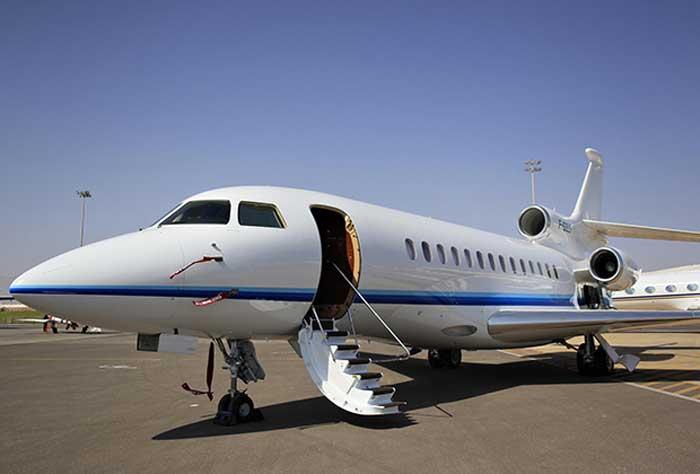 аренда Dassault Falcon 7X Кипр