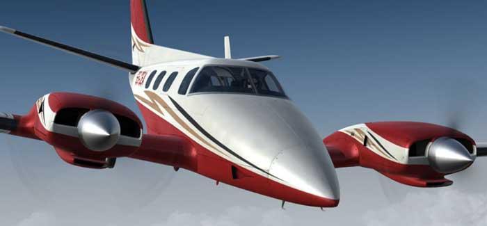 аренда самолета duke b60 Кипр