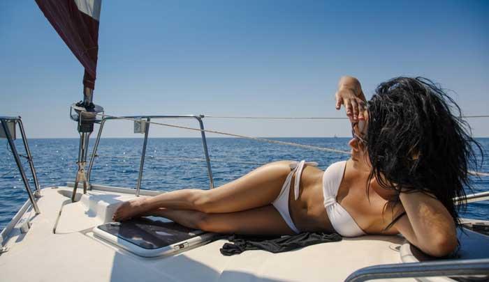 гонки на яхтах на Кипре