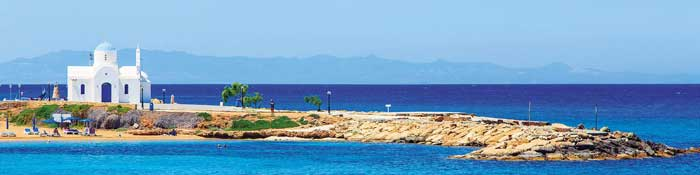 Святыни Кипра