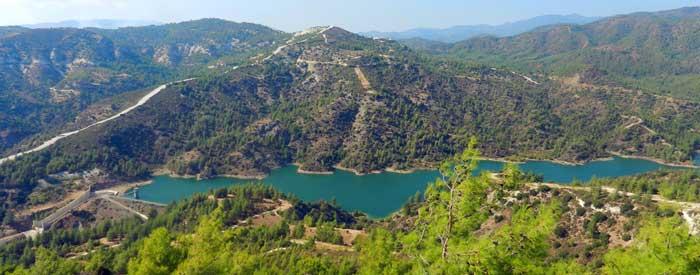 Троодос Кипр