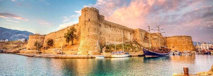 замки Кипра