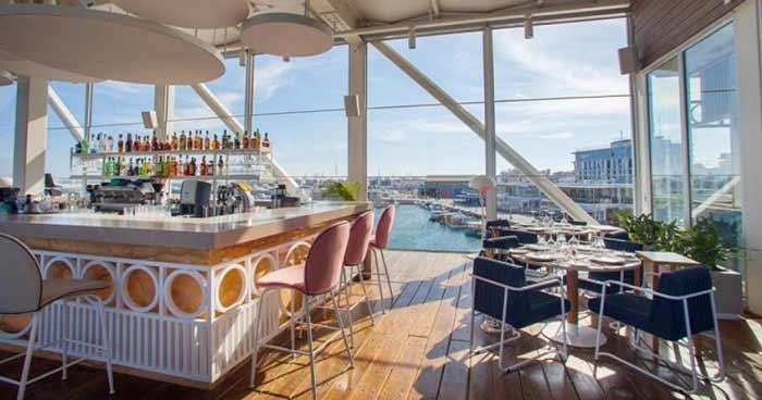 ресторан Pier One Cafe RestoBar в Лимассоле
