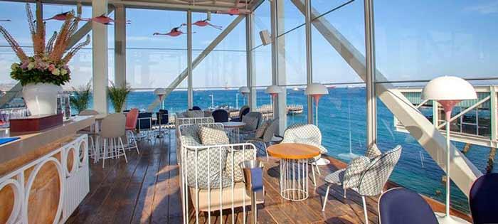 ресторан Pier One Cafe RestoBar Лимассол