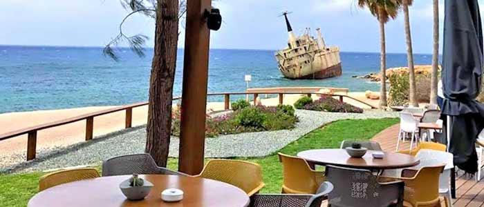 Ta Mpania Restaurant в Пафосе
