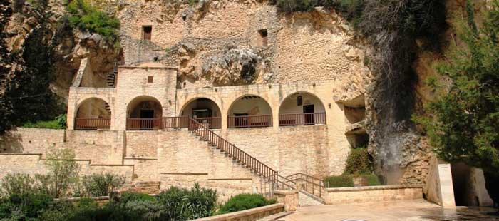 Монастырь Святого Неофита экскурсии Пафос
