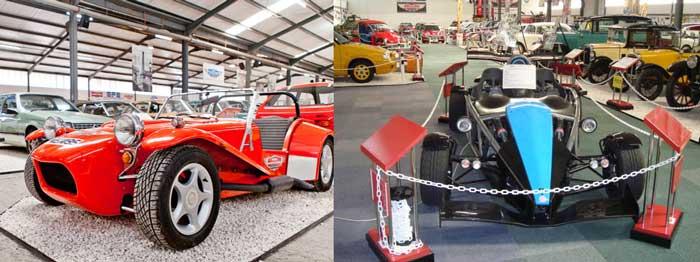 Самые интересные места в Лимассоле музей автомобилей