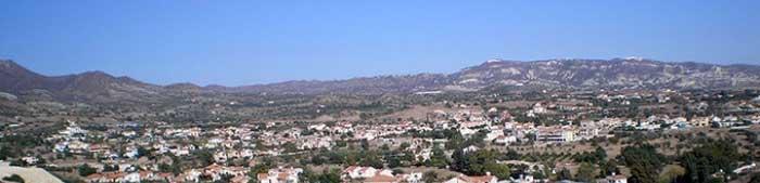 Деревня Пиргос в Лимассоле описание