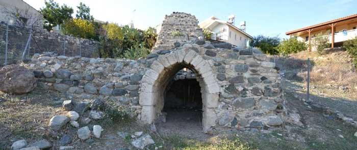 водяная мельница в деревне Пиргос Лимассол