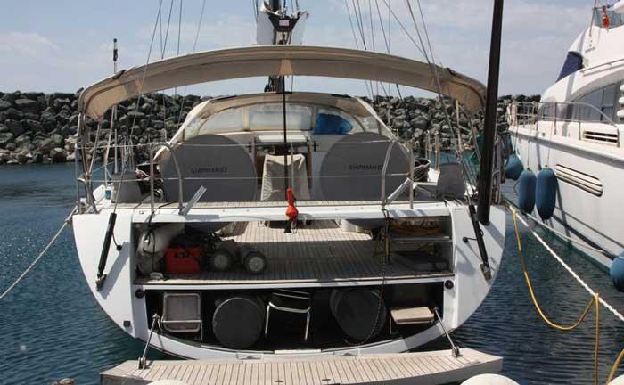 Аренда круизной яхты в Лимассоле shipman