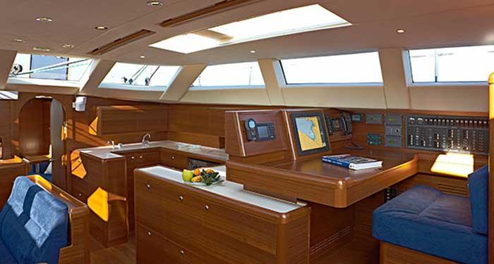 Аренда круизной яхты в Лимассоле shipman 63
