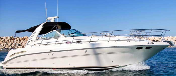 Аренда яхты Sea Ray 455 Ларнака
