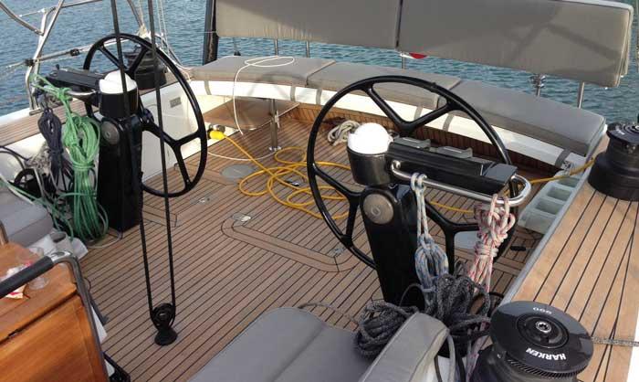арендовать парусную яхту на Кипре shipman