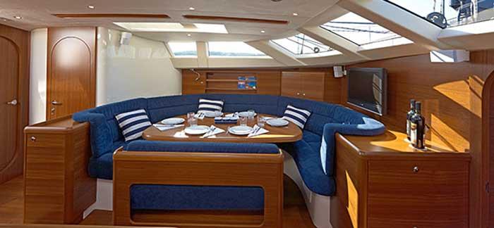 арендовать парусную яхту на Кипре в Лимассоле shipman 63