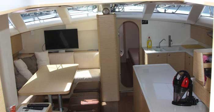 арендовать парусную яхту на Кипре в Лимассоле shipman
