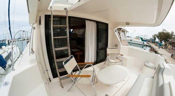 Арендовать яхту в Протарасе sun quest 44