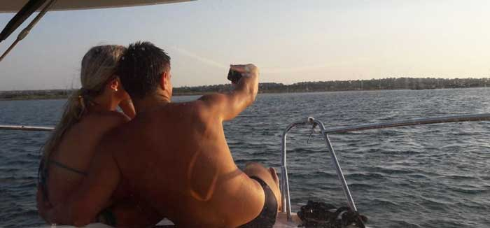 Снять яхту с Parker в Лимассол Марине